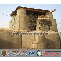 Wholesale HESCO defense solution, bastion barriers from china suppliers