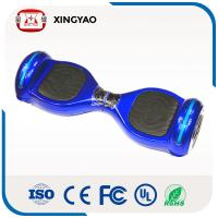 Wholesale 6.5 Inch Blue Electric Self Balancing Scooter with Sensitive Pads from china suppliers
