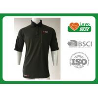 Wholesale Comfortable Quick Dry Shirts Moisture Wicking Polo Shirts For Hiking / Sports from china suppliers