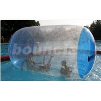 Wholesale 0.8mm or 1.0mm PVC Material Inflatable Roller Ball For Pool Or Lake from china suppliers