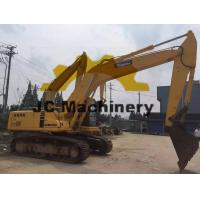 China 20 ton popularly used Komatsu excavator PC200-6 with 0.7m³ bucket size on sale on sale