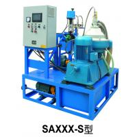 Wholesale 380V / 50Hz Heavy Fuel Oil Purifier PLC Auto Controlled Industrial Decanter from china suppliers