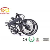 "Wholesale 36V 250W 20"" Portable Electric Folding Bike With Battery / Brushless Rear Hub Motor from china suppliers"