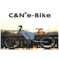 Wholesale 72V 8000W Stealth Bomber Off Road Electric Bike , Electric Powered Mountain Bikes from china suppliers