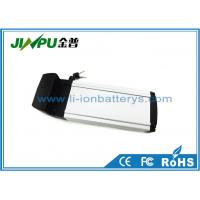 Wholesale 11.6Ah 48 Volt Electric Bike Battery BMS Rear Rack Type ROHS / FCC / MSDS Approved from china suppliers