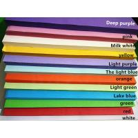 Wholesale Bright Navy Blue Multi Coloured A4 Paper , Legal Size Colored Paper For Students from china suppliers