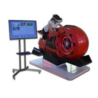Wholesale 220V Game Center Equipment Virtual Reality Motorcycle Car Racing Simulator from china suppliers