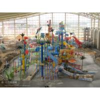 Wholesale Large Water House Water Park Project Construction with Amusement Park Equipment from china suppliers