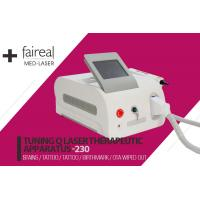 Wholesale Multifunctional Beauty Equipment Q-Switched ND Yag Laser Machine For Tattoo Removal from china suppliers