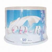 Wholesale Printed CD-R, 25pcs Cake Box Packaging with Virgin Material and High Quality from china suppliers