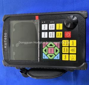 Wholesale Ultrasonic Flaw Detector NDT , Digital Ultrasonic Flaw Detector Testing Machine from china suppliers