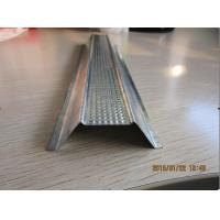 Wholesale Heat Treated Galvanized Steel Strip Cold Roll Forming Equipment 440V Metal Omega from china suppliers