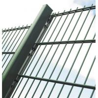 Wholesale Powder Coated 868 656 Double Wire Mesh Fence Double Wire Safety Fence from china suppliers