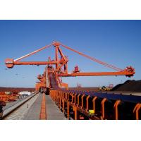 Wholesale Mobile Rubber Tyred Port Gantry Crane , Rail Mounted Continuous Ship Unloader from china suppliers