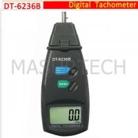 Wholesale Portable Digital 2 in 1 LASER Sensor Photo & Contact Tachometer DT-6236B from china suppliers