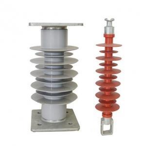 Quality Customized 110KV Rubber Silicone Composite Insulators , 5-180mm Insulator Core Rod for sale