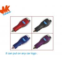 Wholesale 5W 700mA Micro Usb Car Chargers With Plastic Case Material For Any Car from china suppliers
