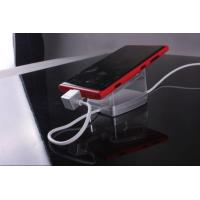 Wholesale COMER cell phone display stand with charging and alarming function. from china suppliers