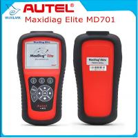 Wholesale Autel Maxidiag Elite MD701 4 System(engine, transmission, ABS,airbag) with DS molden for Asian Cars from china suppliers