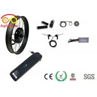 Wholesale High Speed Fat Tire Electric Bike Conversion Kit Disc Brake Available from china suppliers
