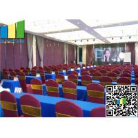"Wholesale Sound Proof 2 9/16"" Operable Folding Partition Walls For Meeting Room from china suppliers"