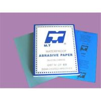 Wholesale Non-coilling Latex abrasive paper-MT CC88P from china suppliers