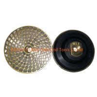 Wholesale High Efficiency Concrete Polishing Pads For Floor Grinding Machine from china suppliers