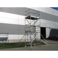 Wholesale Stair Tower Rolling Stairway Scaffolding 2kn / ㎡ Cold Formed Jointing System from china suppliers