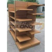 Wholesale Professional Supermarket Medium Duty Racking / Steel Shelf Racking System from china suppliers
