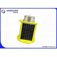Wholesale Strong Corrosion Resistance Solar Powered Airport Light / Airport Runway Lights from china suppliers