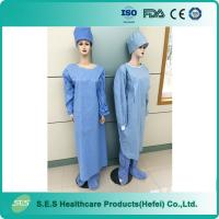 Wholesale Hospital Use Nonwoven Disposbale Surgical gown with EO Sterile from china suppliers