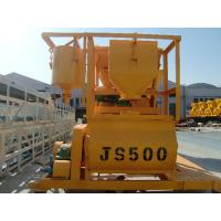 Wholesale Double-Horizontal-Shaft Forced Concrete Mixer JS1500--mingwei@crane2.com from china suppliers