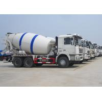 Wholesale Professional Self Mixing Concrete Truck , 6X4 10m3 Ready Mix Cement Trucks from china suppliers