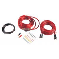Wholesale Power cable Car Amplifier Wiring Kit with Protective Black Wire Loom from china suppliers