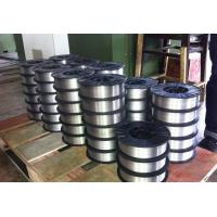 Wholesale Silver ER5356 / ER4043 Aluminum Welding Wire With Little Spatter Pure Nickel Core from china suppliers