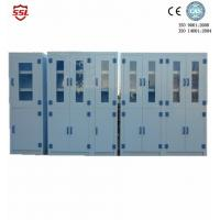 Wholesale Custom Hospital Corrosive Medical Storage Cabinet PP Polypropylene , 6 Doors from china suppliers