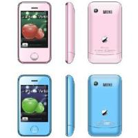 Wholesale KA08  Mini iphone dual sim 2.6inch from china suppliers