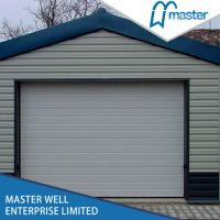 Buy cheap Tilt Up Lifting Overhead Garage Doors Steel Sheet With Aluminum Alloy Frame from wholesalers