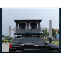 Wholesale Half Automatic Z Shaped Hard Shell Roof Top Tent from china suppliers