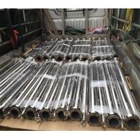 Wholesale stainless steel 304 glass balcony column for handrail mirror finish from china suppliers
