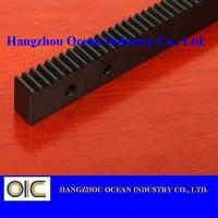 Wholesale CNC Machined Low Noise M3 Square Gear Rack With And Without Hole from china suppliers