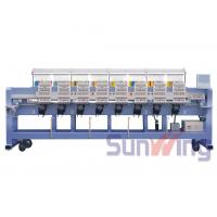 Wholesale CT1508 8 Heads New Cap Embroidery Machine 15 Needle 400 X 450 Mm from china suppliers