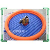 Wholesale Commercial Inflatable Mechanical Bull / Inflatable Bull Riding Machine from china suppliers