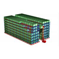 Buy cheap Selective Heavy Duty Pallet Racking With Powder Coating Paint Finish from wholesalers