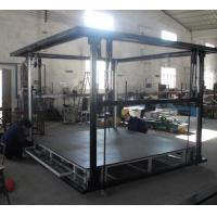 Wholesale 18mm Plywood Board Rotating Stage Platform Aluminum Alloy Hydraulic Stage Lift from china suppliers