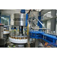 Wholesale Stability Touch Screen Bottle Labeling Machine PLC For Metal from china suppliers
