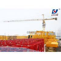 Wholesale QTZ25 3008 Small Topkit Tower Crane Free Standing Height 25M from china suppliers