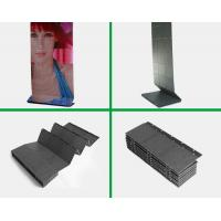 Wholesale Slim Clear Foldable LED Screens , 7000 Pixel / M² led strip display screen advertising from china suppliers