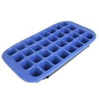 Wholesale Blue Ice Cube Molds Kitchen Tools And Utensils In Baking , Food Grade from china suppliers