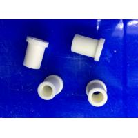 Buy cheap Heat Resistant Industrial Ceramic Pieces Zirconia Ceramic Bushing / Ceramic Rings from wholesalers